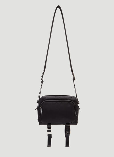Prada Nylon Camera Shoulder Bag