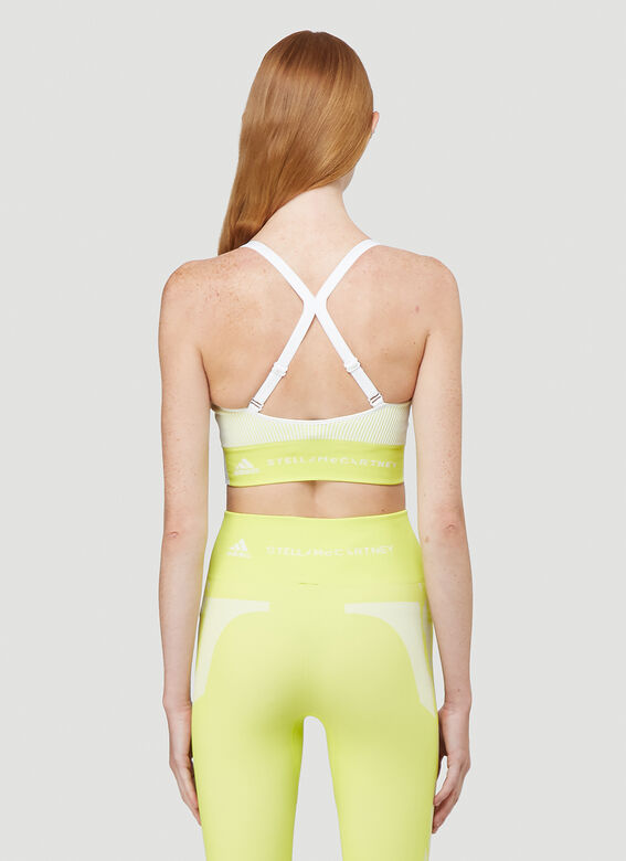 adidas by Stella McCartney TruePurpose Seamless Sports Bra 4