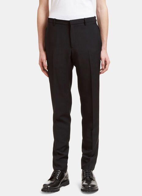 Aiezen AIEZEN Tailored Wool Pants