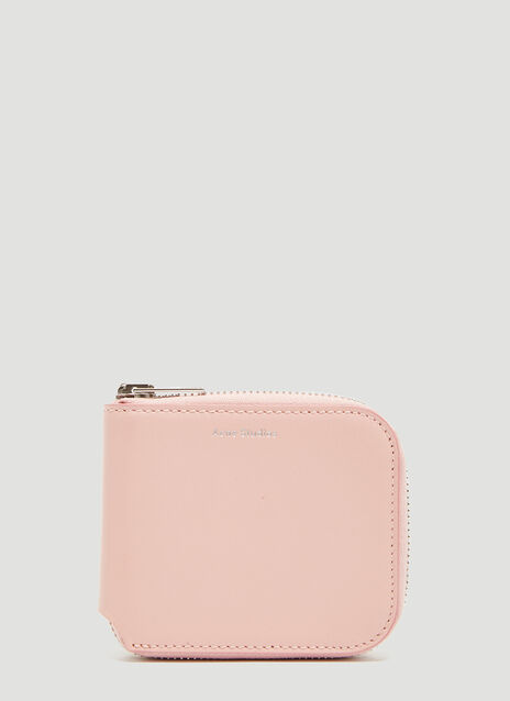 Acne Studios Compact Zip-Around Wallet