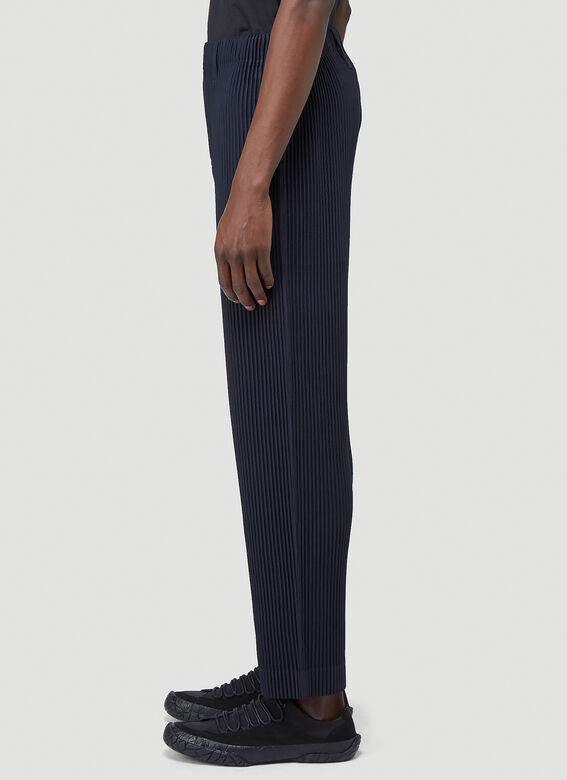 Homme Plissé Issey Miyake Classic Pleated Pants 3
