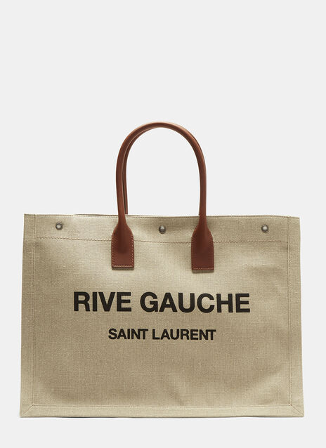 Saint Laurent Rive Gauche Shopper Bag