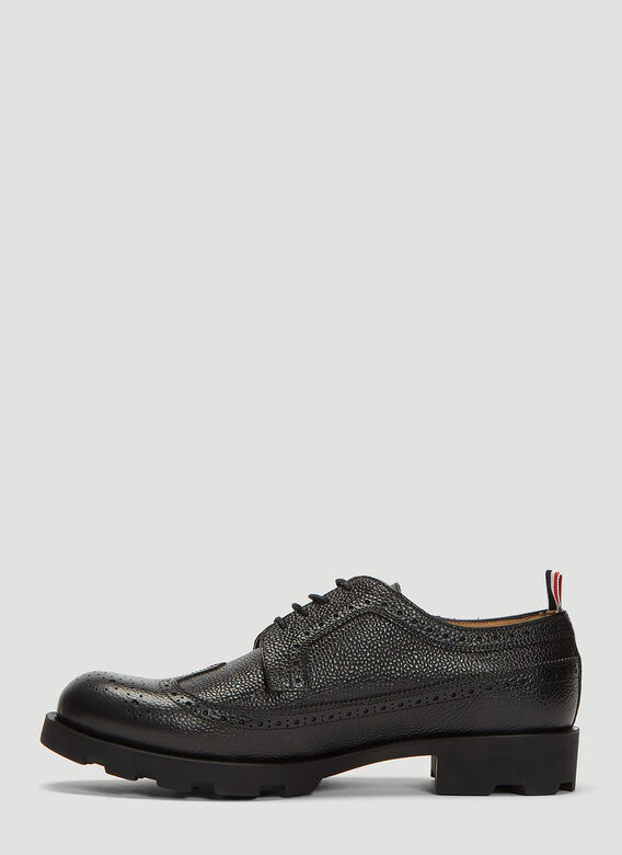 Thom Browne Longwing Derby Shoes