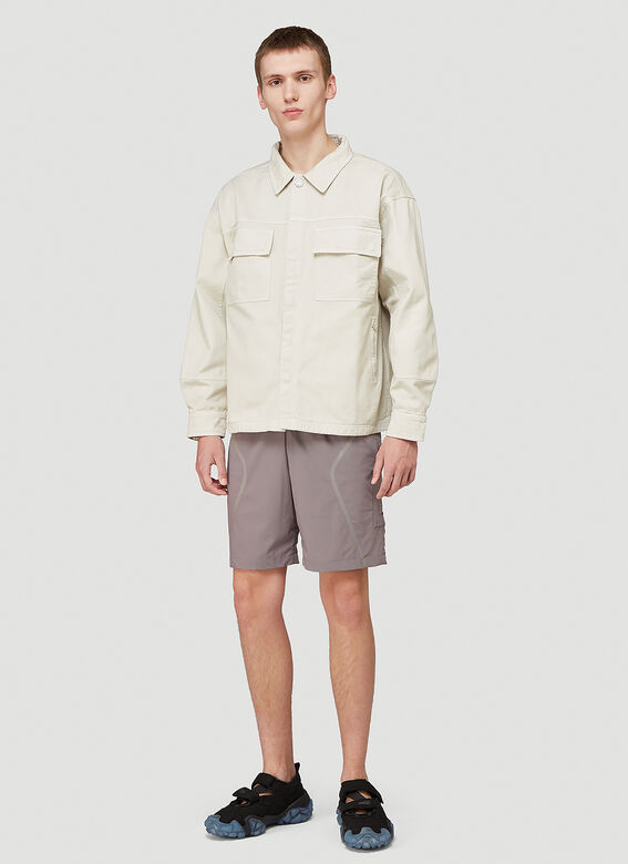 A-COLD-WALL* WELDED SHORTS 2