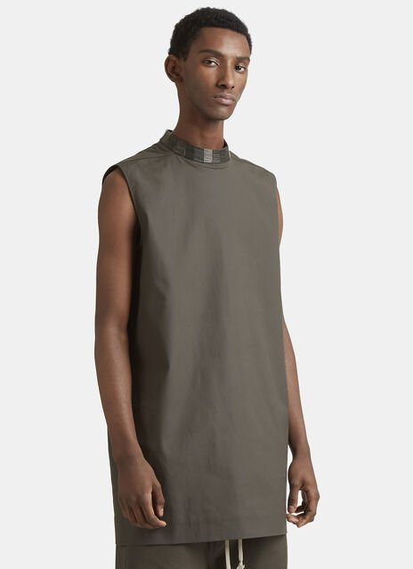 Rick Owens Sleeveless Moody Tunic