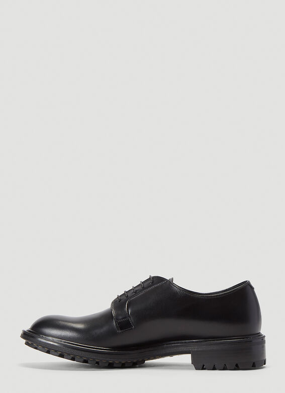 Aiezen Lace-Up Derby Shoes 3