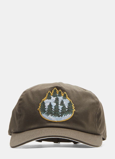 Acne Studios Forest Patch Cap