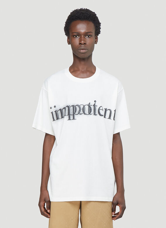 Gucci Impotent Important T-Shirt 1