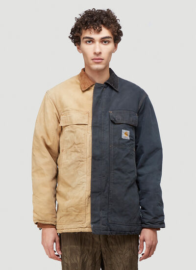 (Di)vision Reworked Carhartt Jacket