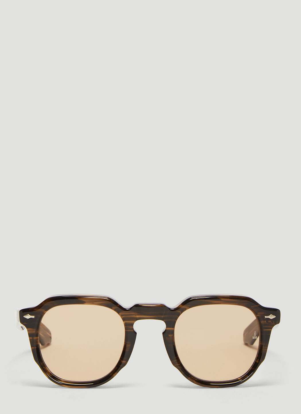 Jacques Marie Mage Sunglasses RIPLEY SUNGLASSES IN BROWN