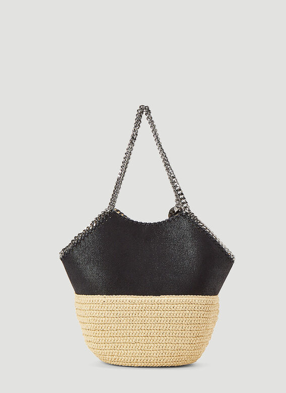 Stella McCartney Medium Tote Bag Half Half 4