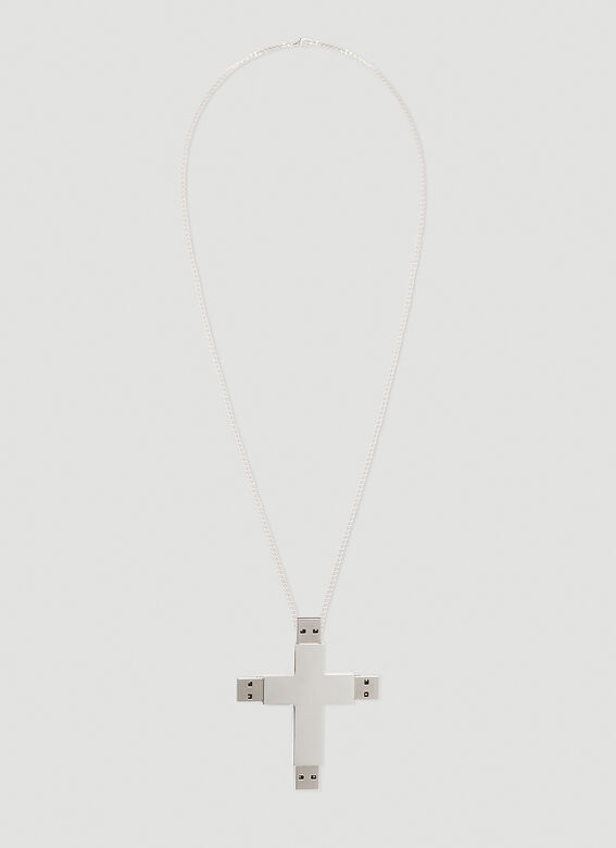 United Standard CROSS NECKLACE 1