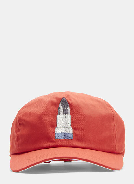 Acne Studios Lipstick Patch Cap
