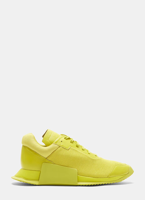 Adidas by Rick Owens RO Level Runner Low II Sneakers