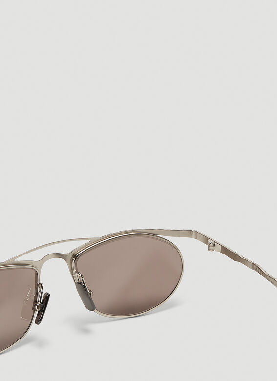 Kuboraum Mask H52 Aviator Sunglasses 5