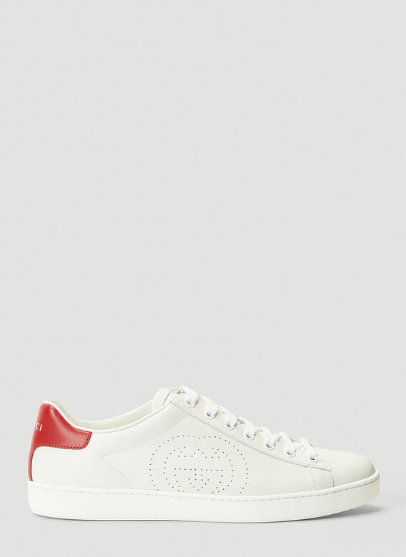 Gucci Ace Leather Sneakers 1