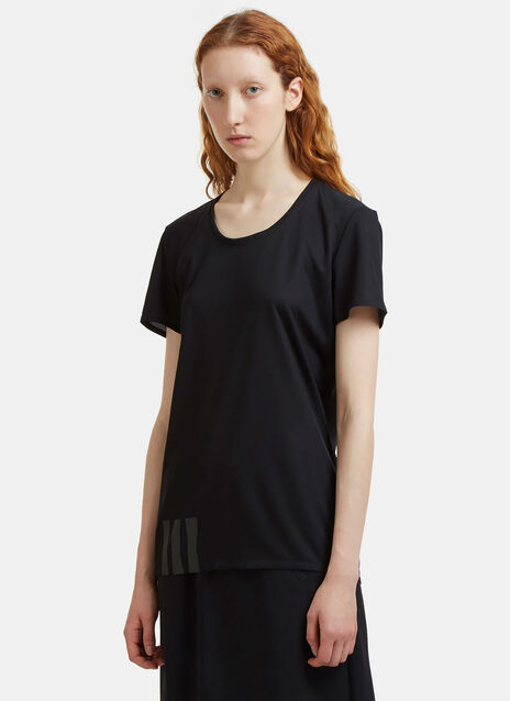 Mesh Short Sleeved T-Shirt