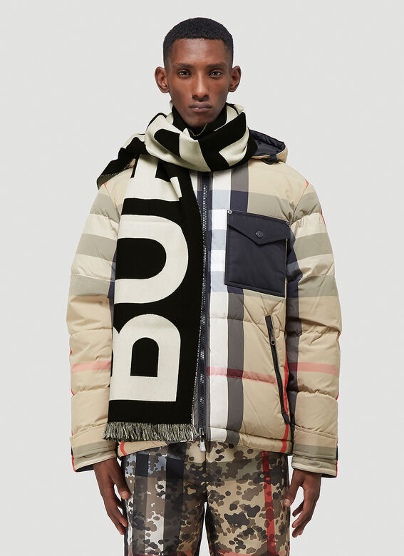 Burberry Reversible Scarf 2