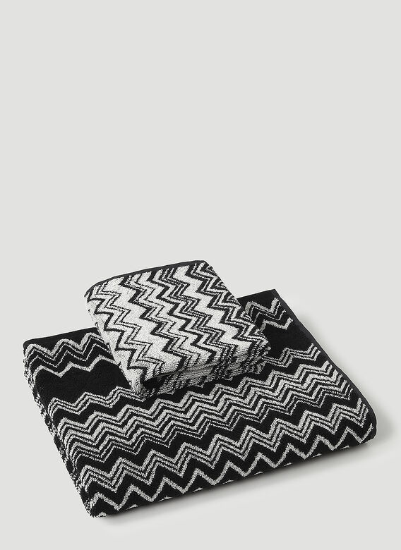 Missoni Home Keith Towels Set Of 2 1