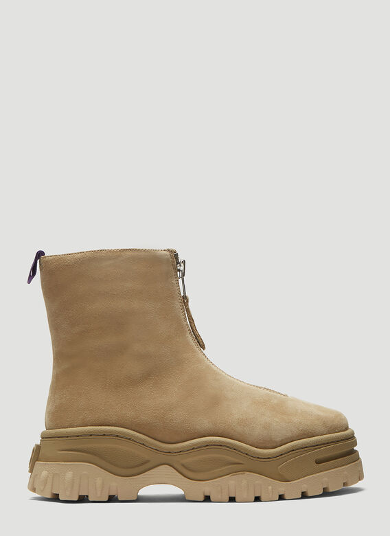 Eytys Boots Raven Suede Boots