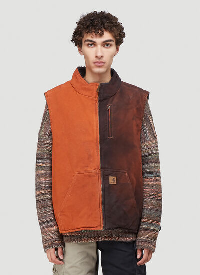 (Di)vision Reworked Carhartt Gilet Jacket