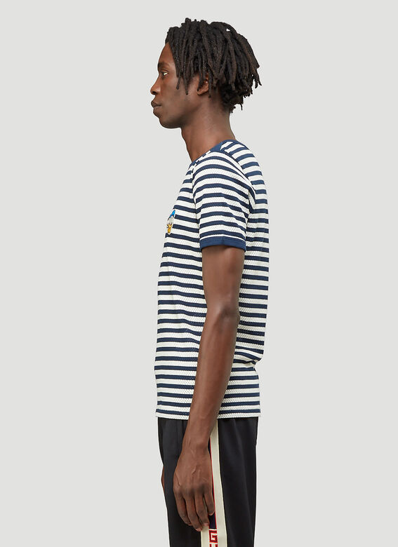 Gucci X Disney Striped T-Shirt 3