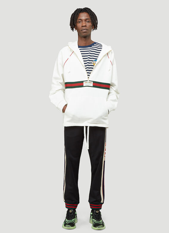 Gucci X Disney Striped T-Shirt 2