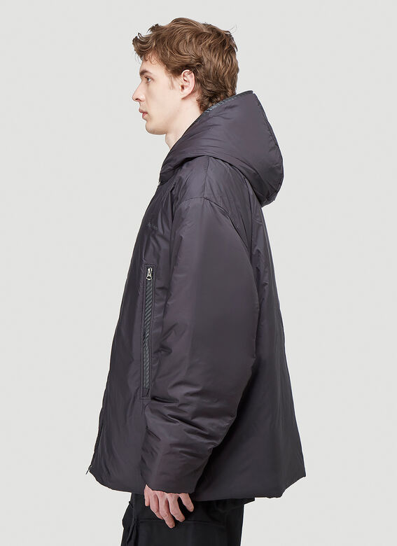 Acne Studios Hooded Down Jacket 3