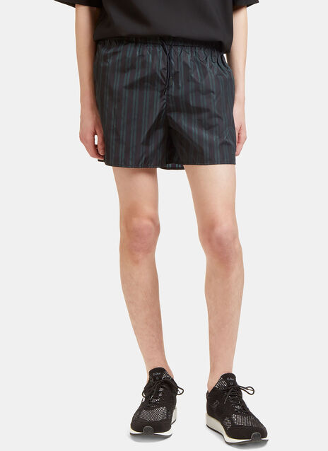 Perry Striped Swim Shorts