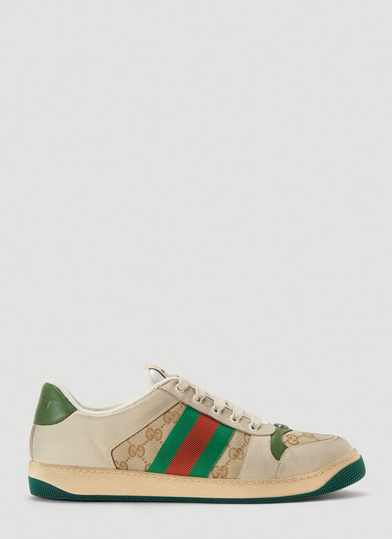 Gucci Screener GG Sneakers 1