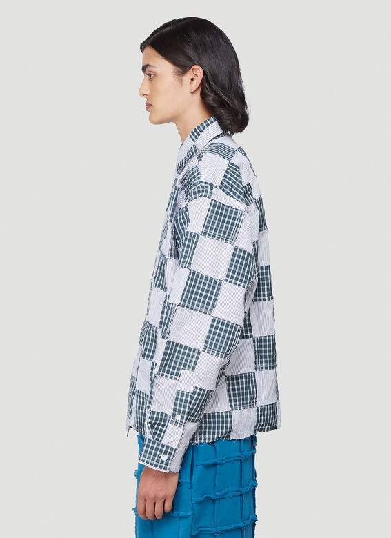 Martine Rose Late Night – Conscious Campaign 01 Patchwork Shirt 3