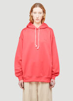 Acne Studios Oversized Hooded Sweatshirt