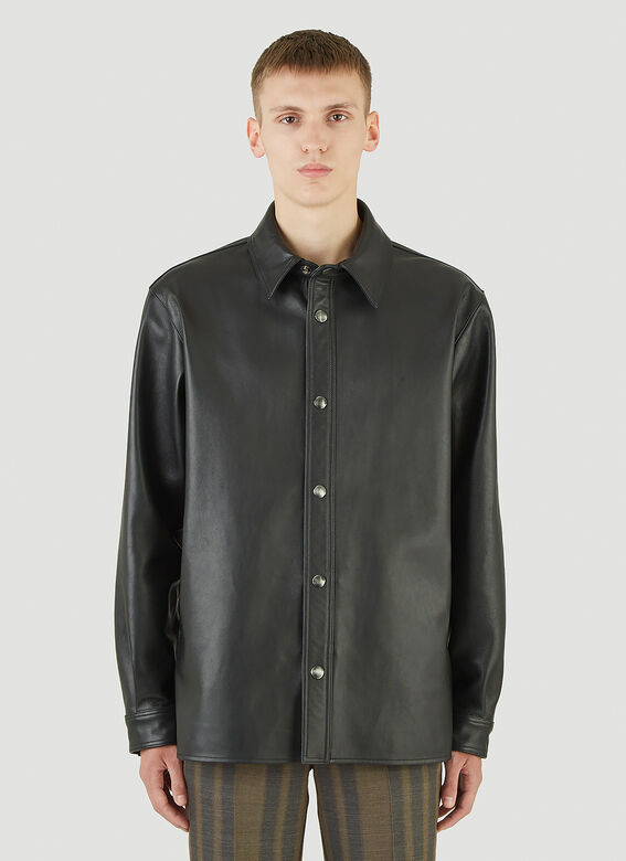 Acne Studios LEATHER OUTERWEAR 1