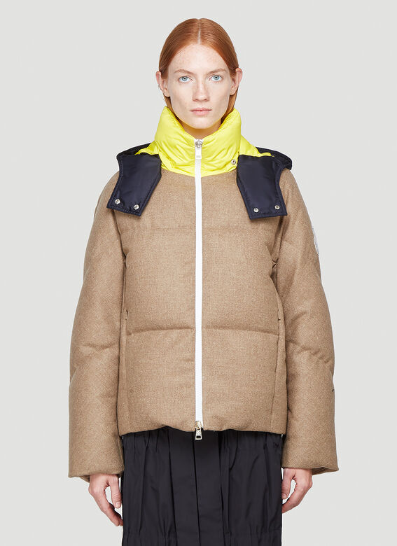1 Moncler JW Anderson Stonory Down Jacket 1