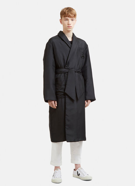 Katharine Hamnett Padded Dressing Gown Jacket