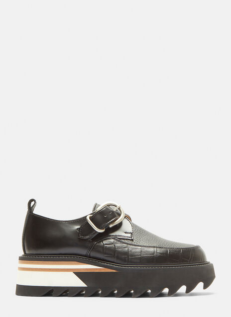 Hender Scheme Monk Mills Leather Creepers