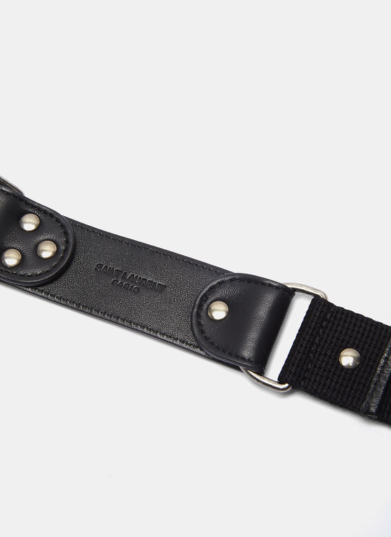 Saint Laurent AV Military Belt