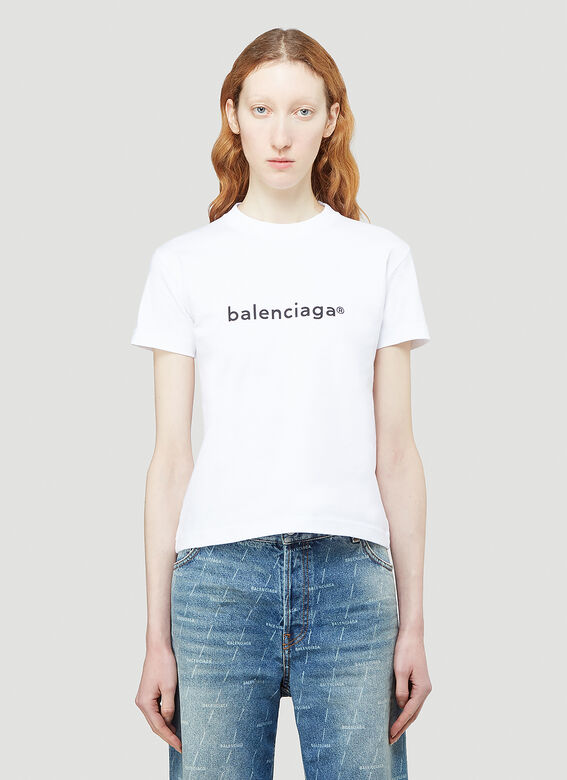 Balenciaga Small Fit T-Shirt 1