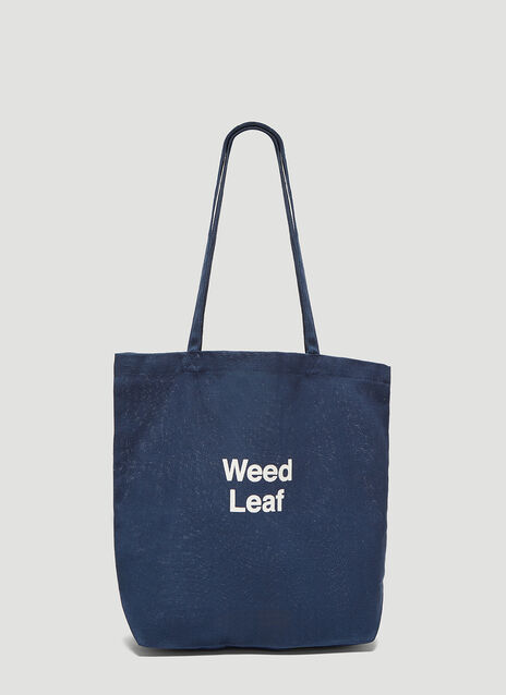 Mister Green Weed Tote Bag