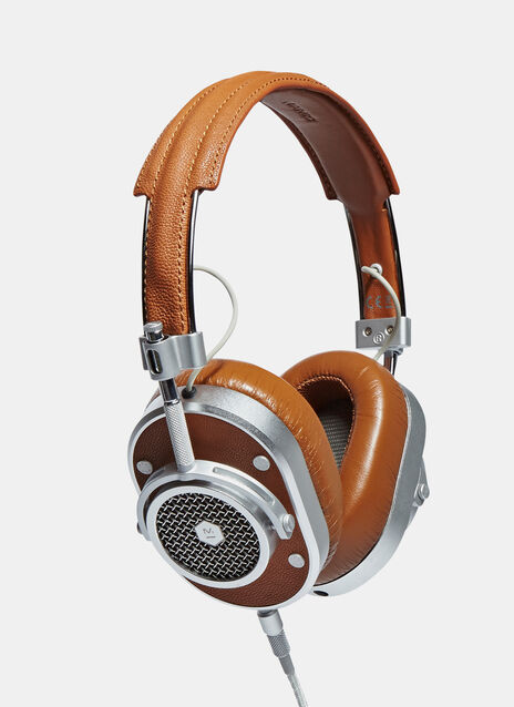 Music Master & Dynamic MH40 Over Ear Headphones
