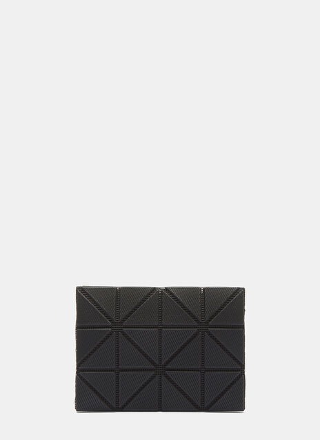 Bao Bao Issey Miyake Lucent Cross-Hatched Card Case