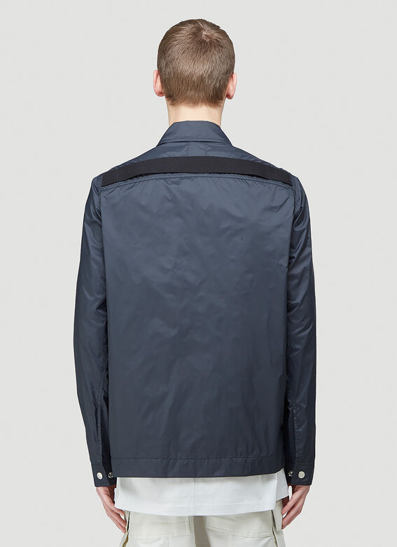 Rick Owens X Champion WORKER WINDBREAKER 4