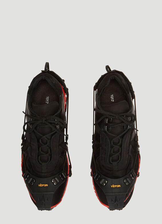 1017 ALYX 9SM Vibram Sole Hiking Boots