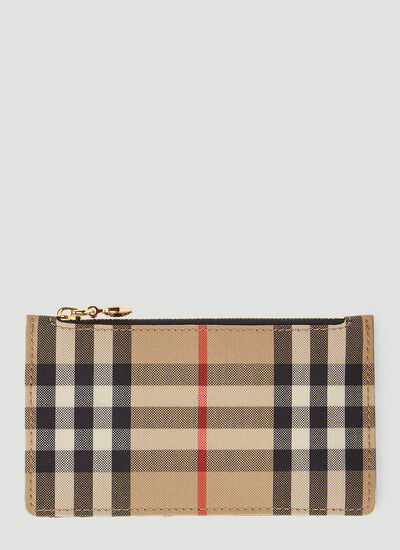 Burberry Vintage Check Coin Purse