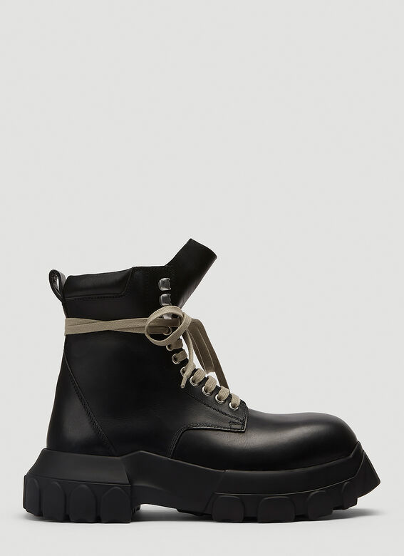 Rick Owens ARMY BOZO TRACTOR LGE 1