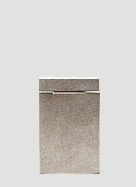 Vetements METAL CIGARETTE CASE 3
