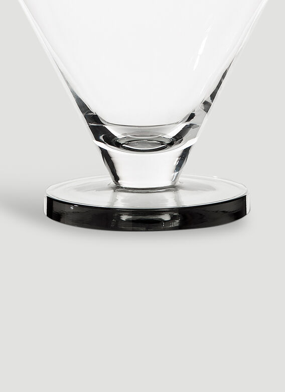 Tom Dixon Set of Two Puck Cocktail Glass 2