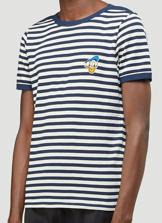 Gucci X Disney Striped T-Shirt 5