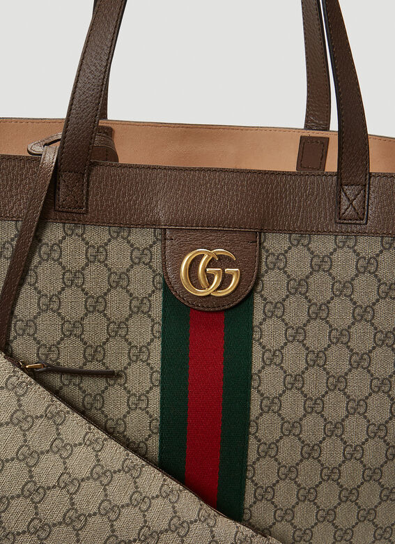 Gucci Ophidia GG Tote Bag 5