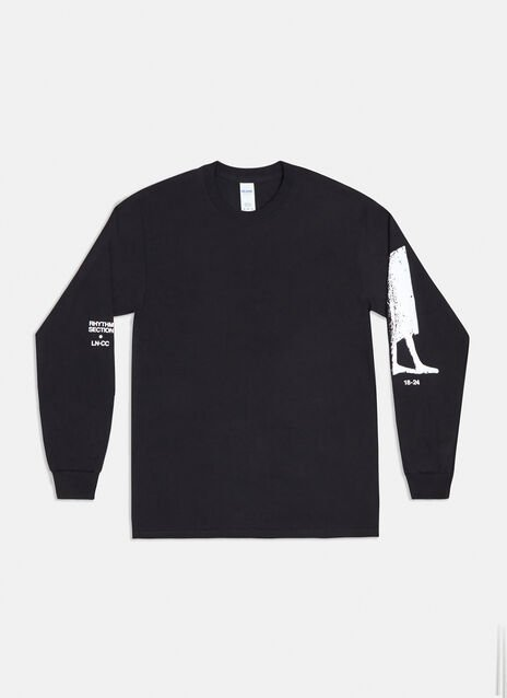 Rhythm Section Long Sleeve Psychostasia T-Shirt